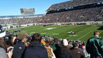 Spartan Stadium secção 21