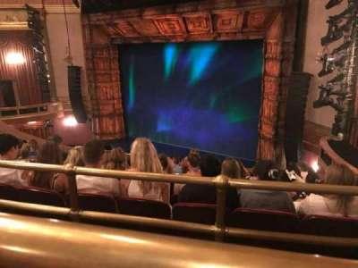 St. James Theatre secção Rear Mezz