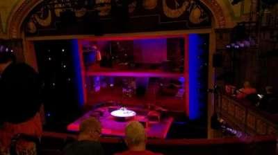 Booth Theatre secção Mezzanine R