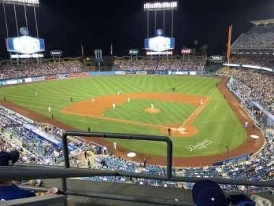 Dodger Stadium secção 5RS