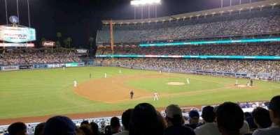 Dodger Stadium secção 141LG