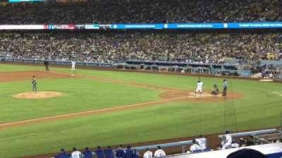 Dodger Stadium secção 135LG