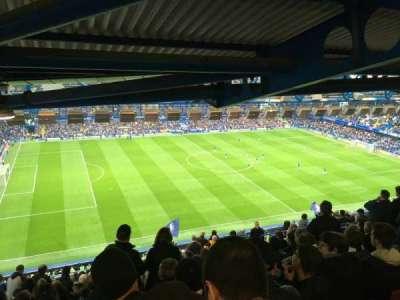 Stamford Bridge secção West Upper
