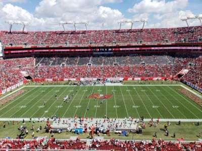 Raymond James Stadium secção 311