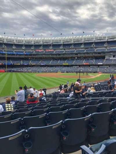 Yankee Stadium secção 131