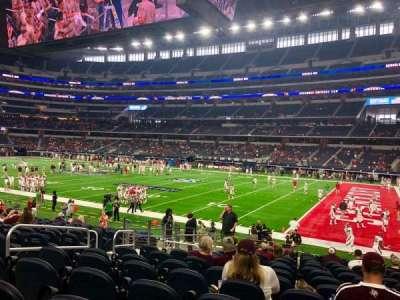 AT&T Stadium secção C106