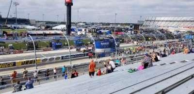 Dover International Speedway, secção: 104, fila: 25, lugar: 18