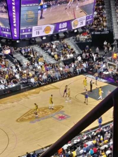 T-Mobile Arena secção 219