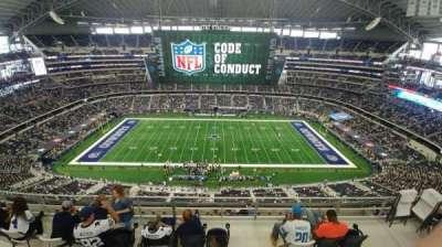 AT&T Stadium secção 412