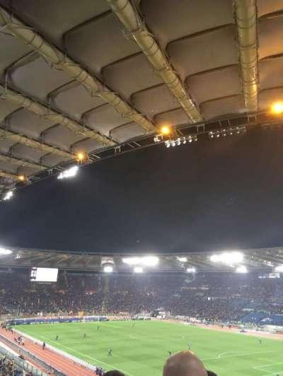 Stadio Olimpico, secção: 44AD, fila: 48