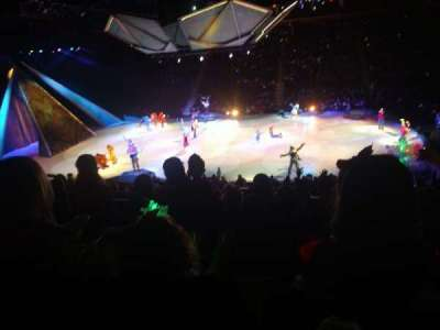 Little Caesars Arena secção 121