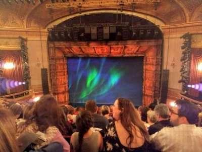 St. James Theatre secção Mezzanine Center