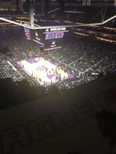 Golden 1 Center secção 214