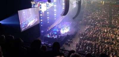Manchester Arena secção 202