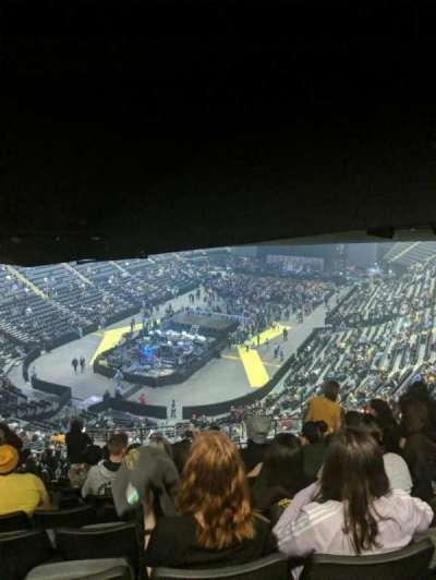 Nassau Veterans Memorial Coliseum secção 210