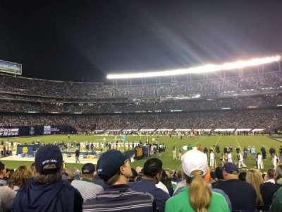 San Diego Stadium secção F9
