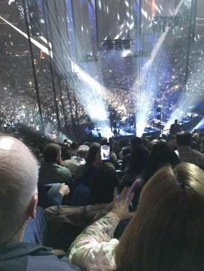 Madison Square Garden secção 100