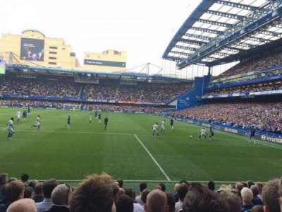 Stamford Bridge secção Matthew Harding Lower, block 11