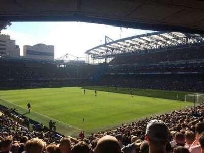 Stamford Bridge secção Matthew Harding Upper, Block 16