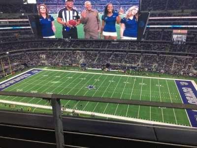 AT&T Stadium secção 410