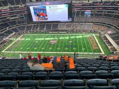 AT&T Stadium secção 411