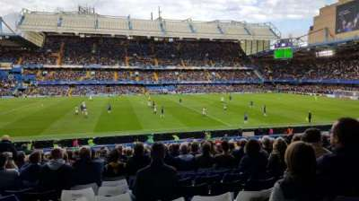 Stamford Bridge secção West Lower