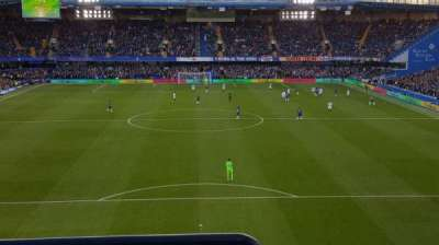 Stamford Bridge secção Matthew Harding Upper