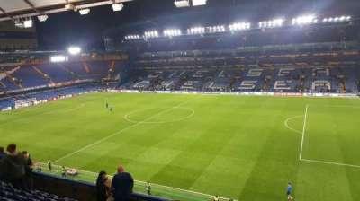 Stamford Bridge secção East Stand Upper