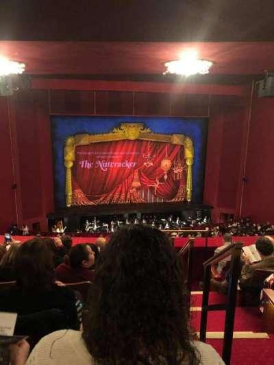 The Kennedy Center Opera House secção First Tier-Left