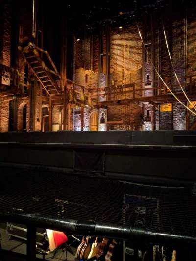 Durham Performing Arts Center secção 1
