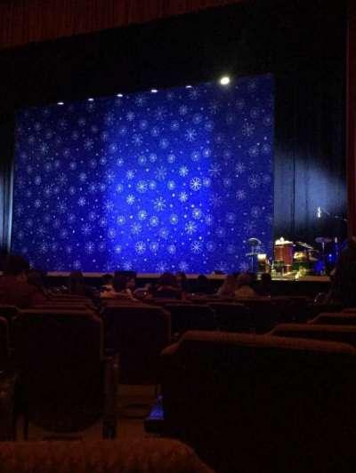 Fox Theatre (Detroit) secção F5