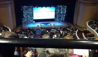 Merrill Auditorium, secção: 3, fila: j, lugar: 10