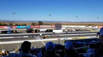 Sonoma Raceway, secção: SFL, fila: 34, lugar: 6