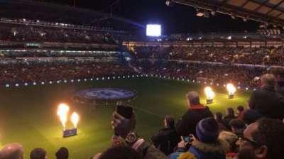 Stamford Bridge secção Block 1