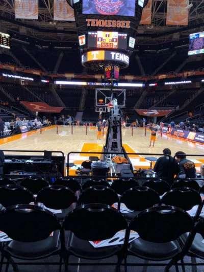 Thompson-Boling Arena secção 113