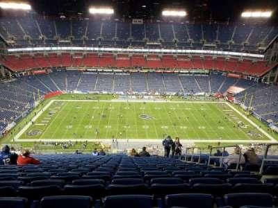 Nissan Stadium secção 313