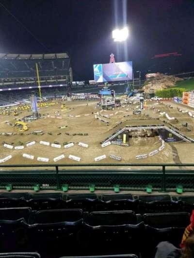 Angel Stadium secção 343