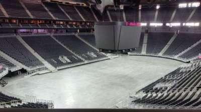 T-Mobile Arena secção 105