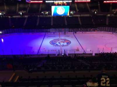 Nassau Veterans Memorial Coliseum secção 223
