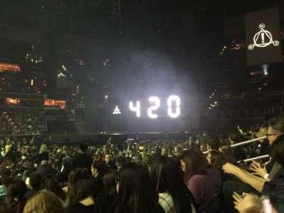 Capital One Arena secção 111
