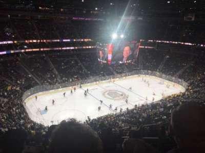 T-Mobile Arena secção 201