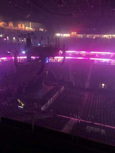 T-Mobile Arena secção 204