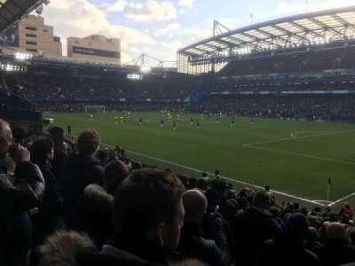 Stamford Bridge secção Matthew Harding Lower Block 16