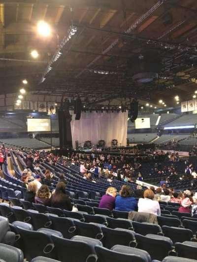 Allstate Arena secção 116