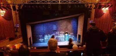 Bernard B. Jacobs Theatre secção Mezzanine C