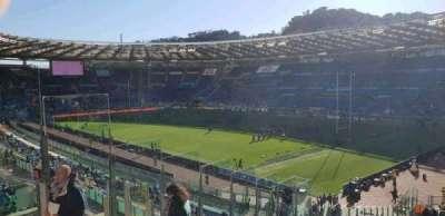 Stadio Olimpico, secção: 43, fila: 48, lugar: 7s