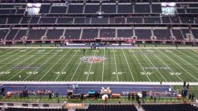 AT&T Stadium secção C335