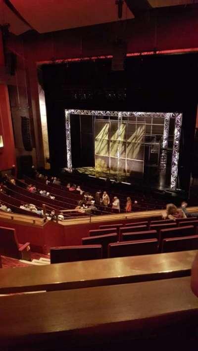 Bord Gáis Energy Theatre, secção: Circle, fila: G, lugar: 53