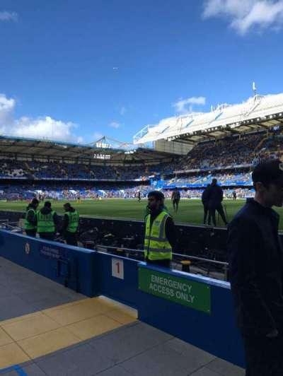 Stamford Bridge secção WL1