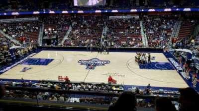 Mohegan Sun Arena secção 106